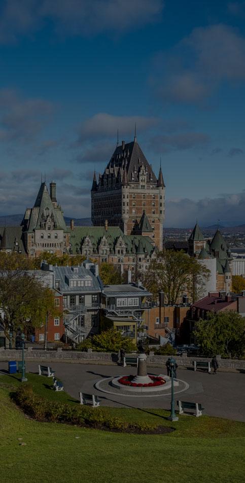 La province du Québec