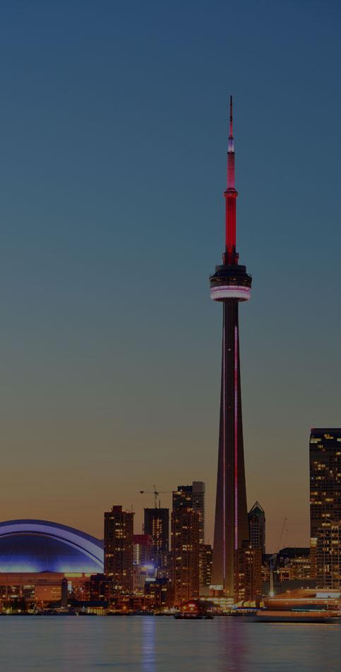 La tour CN à Toronto